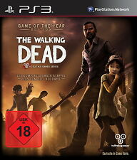 The Walking Dead -- Game of the Year Edition (Sony PlayStation 3, 2013)