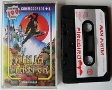 Ninja Master By Firebird For Commodore 16 (C16) / Plus 4 (+4)