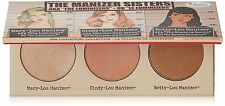 TheBalm Cosmetics The Manizer Sisters - The Luminizing Collection Palette