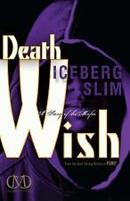 Death Wish: A Story of the Mafia-ExLibrary