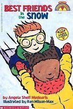 Kids fun paperback:Best Friends in the Snow-presch-gr 1-friends play+activities