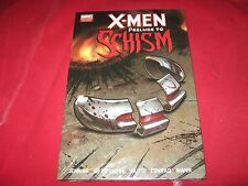 X-men Prelude to Schism  hardcover graphic novel