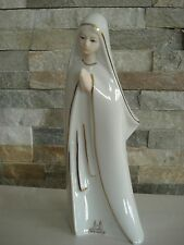 PORCELAIN Virgin Mary Statue Figure Our lady Mother Of God from Medjugorje