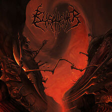"BLASPHEMER ""On the Inexistence of God"" death metal CD"