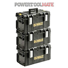 DeWalt DS300N DS300 Toughsystem Tool Storage Case *TRIPLE PACK* (No Tote Tray)
