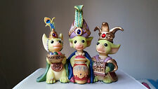 REAL MUSGRAVE POCKET DRAGON WEE THREE KINGS LIMITED ED WITH CERT EXCELLENT COND.