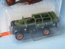 MATCHBOX Sahara SURVIVOR LAND ROVER ARMY SAS JURASSIC WORLD toy model car