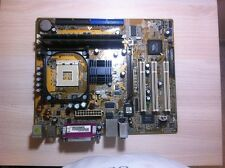 Motherboard Asus P4V533-MX Socket 478 Intel RAM included Vintage DDR AGP Mobbo