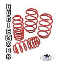 RM Lowering Springs VW Corrado 88-95 1.8 1.8-16V 1.8-G60 2.0 2.0-16V 60/35mm