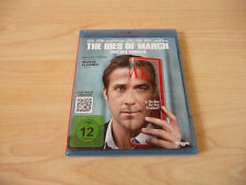 Blu Ray The Ides of March - Tage des Verrats - Ryan Gosling & George Clooney