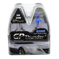 Version 2 GP Thunder II 8500K H8 Xenon Quartz Ion Light Bulbs 35W Pair On Sale!!