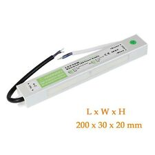 30W IP67 Waterproof DC12V LED Transformer Driver  for LED Strip FAST DELIVERY