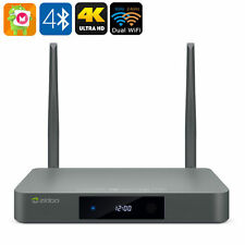 ZIDOO X10 RTD1295 TV BOX Android 6.0 2G/16G AC WIFI Bluetooth 1000M LAN USB3.0