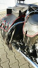 SADDLEBAGS GUARD RAIL BAR 4 HARLEY SOFTAIL HERITAGE SPRINGER CLASSIC 97-99 FLSTS