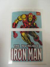 Windproof Flip Top Lighter Sticker  [ Iron Man ]  B2G1F