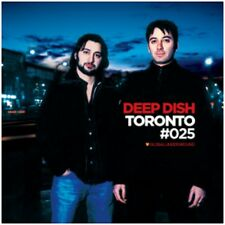 Deep Dish - Global Underground #025 - Deep Dish Toronto - New Double CD