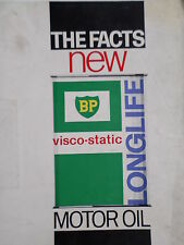 the facts about BP motor oil  etc free p&p to uk