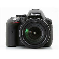 #Cod Paypal Nikon D5300 18-55mm  DSLR Camera Original Jeptall