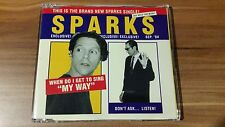 "Sparks - When do i get to sing ""my way""  (1996) (Logic Records‎–LOC 151)"