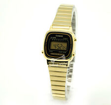 -Casio LA670WGA-1D Digital Watch Brand New & 100% Authentic