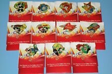 2008 Beijing Olympics Coca Cola Pin Set of 11