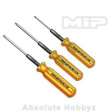 MIP Hex Driver Wrench Set Metric (3) - MIP9502