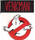 "Ghostbusters/Venkman No Ghosts Logo Screen Accurate 4"" Patch Set of 2-(GBPA-VEN)"