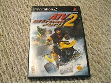 PlayStation 2 OFFROAD FURY 2 COMPLETE - Game, Manuel, & Case