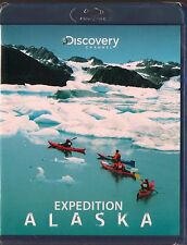 Discovery Channel : Expedition Alaska : Blu-ray DVD New
