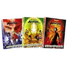 Avatar the Last Airbender Complete TV Series Book 1 2 3 Season 1 2 3 DVD NEW!