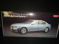 Kyosho BMW Active Hybrid 7 Blue 1/18