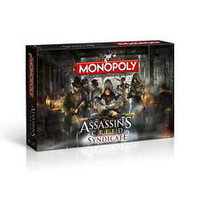 ASSASSINS CREED SYNDICATE Monopoly (Deutsche Version) NEU+OVP Altair Ezio Edward
