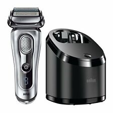 Braun Series 9 Rechargeable Shaver with Clean&Charge