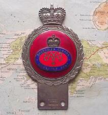 Original Vintage Car Mascot Badge British Army Grenadier Guards Regiment  Gaunt