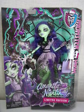 "MONSTER High-l' ""Nightshade LIMITED EDITION-NUOVO & OVP"