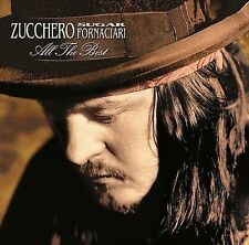 All the Best [Verve Forecast] by Zucchero (Vocals) (CD, Jan-2008, Verve) New