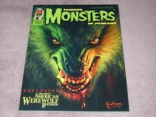 FAMOUS MONSTERS # 284 - WEREWOLF cover, regular version
