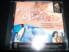 Mother And Baby Mind Body And Soul Relaxation CD - Like New