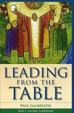 Leading from the Table (Vital Worship Healthy Congregations)
