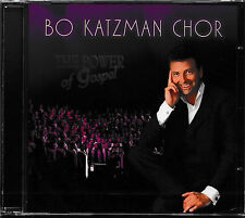 Bo Katzman Chor - The Power Of Gospel   -CD-  NEU&OVP!