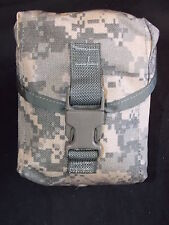 U.S. Military Issue ACU 100 Round MOLLE Saw/ Utility/ Medical Pouch New