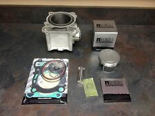 00-05 YAMAHA KODIAK 400 07-08 GRIZZLY 400 CYLINDER JUG PISTON KIT 85.92mm bore