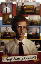 2005 NAPOLEON DYNAMITE COLLAGE POSTER PRINT NEW 22x34 FREE SHIPPING