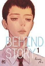 Behind Story Volume 1 by Ahn, Narae -Paperback