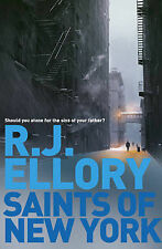 Saints of New York, R.J. Ellory
