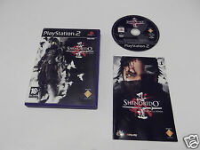 SHINOBIDO WAY OF THE NINJA FOR PLAYSTATION 2 'VERY RARE & HARD TO FIND'