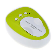 Portable Mini Ultrasonic Contact Lenses Cleaner Machine 2 Minutes cleaning time
