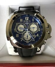 Invicta 22169 Reserve Blue Dial MOP 53mm Man of War Z60 Men's Watch - New In Box