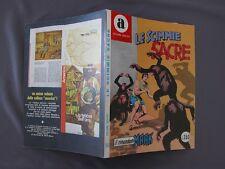 106 IL COMANDANTE MARK  - LE SCIMMIE SACRE Collana ARALDO 06/1975 con MISTER NO