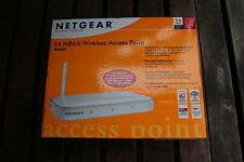 Netgear WG 602 Kabelloser Wireless Router      -Neuwertig-